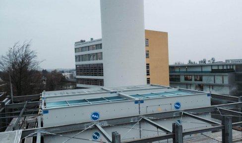 VXI UKE view Hamburg 2