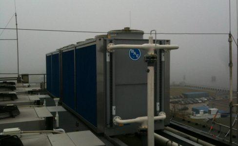 Geschlossene Kühlsysteme für Industrielle Kühlung, Adiabate Kühler, Energieeffiziente Industriekühlung